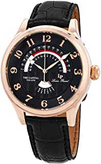 The Capital Retrograde Men's Watch LP-40050-RG-01