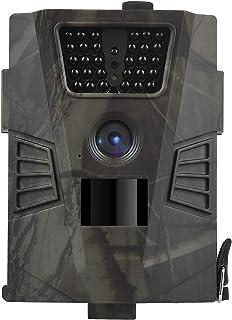 DIGITNOW! 12MP Cámaras de Caza 1080P FHD Impermeable,Gran Angular de 120° y 30pcs IR LED Infrarrojo Visión Nocturna con hasta 65ft/20m, Sendero Juego Camera, Cazar Vigilancia de la Fauna