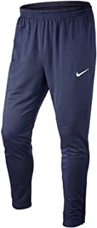 NIKE Youth Libero Tech Knit Pant 588393-419 (Large, Navy Blue)