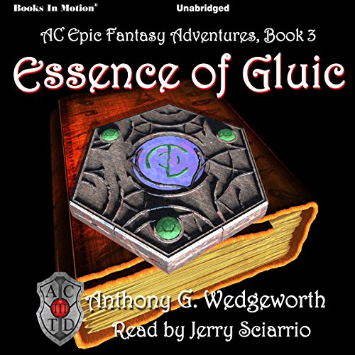 Essence of Gluic audiobook cover art