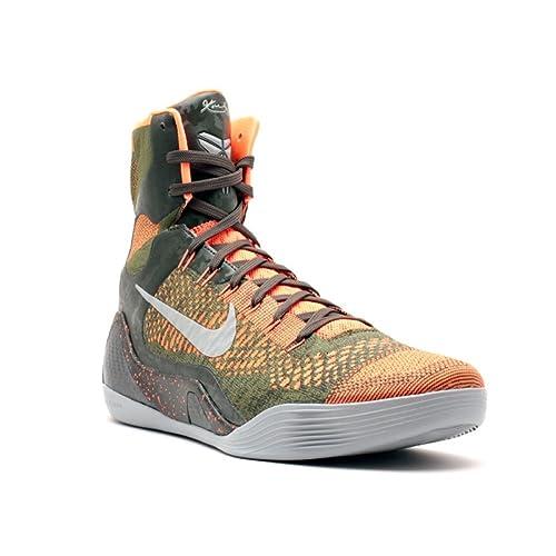 newest collection 16486 aaba6 NIKE Kobe IX Elite Mens Basketball Shoes