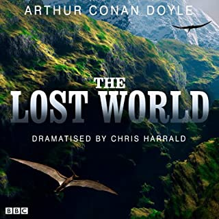 The Lost World (Dramatised) cover art