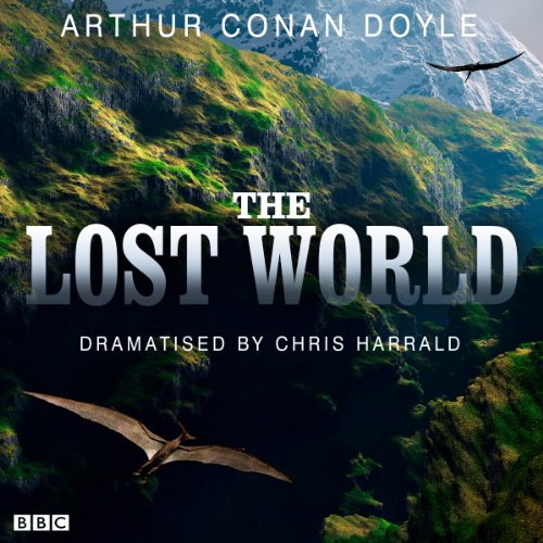 The Lost World (Dramatised) audiobook cover art