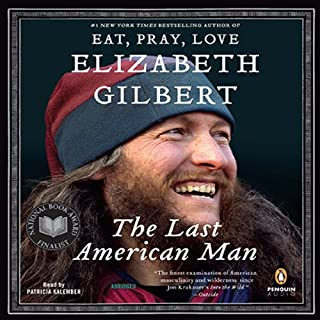 The Last American Man audiobook cover art
