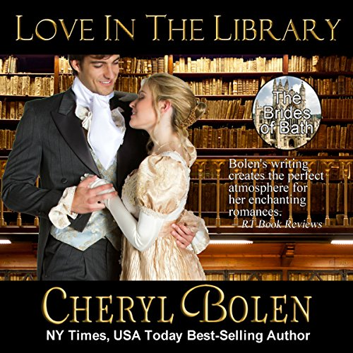 Love in the Library audiobook cover art