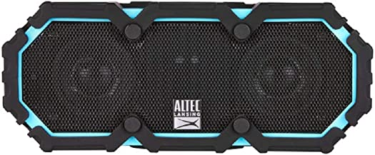 Altec Lansing Life Jacket 2 - Bluetooth Speaker, Wireless, Waterproof, Floatable, Portable, Loud Volume, Strong Bass, Rich...