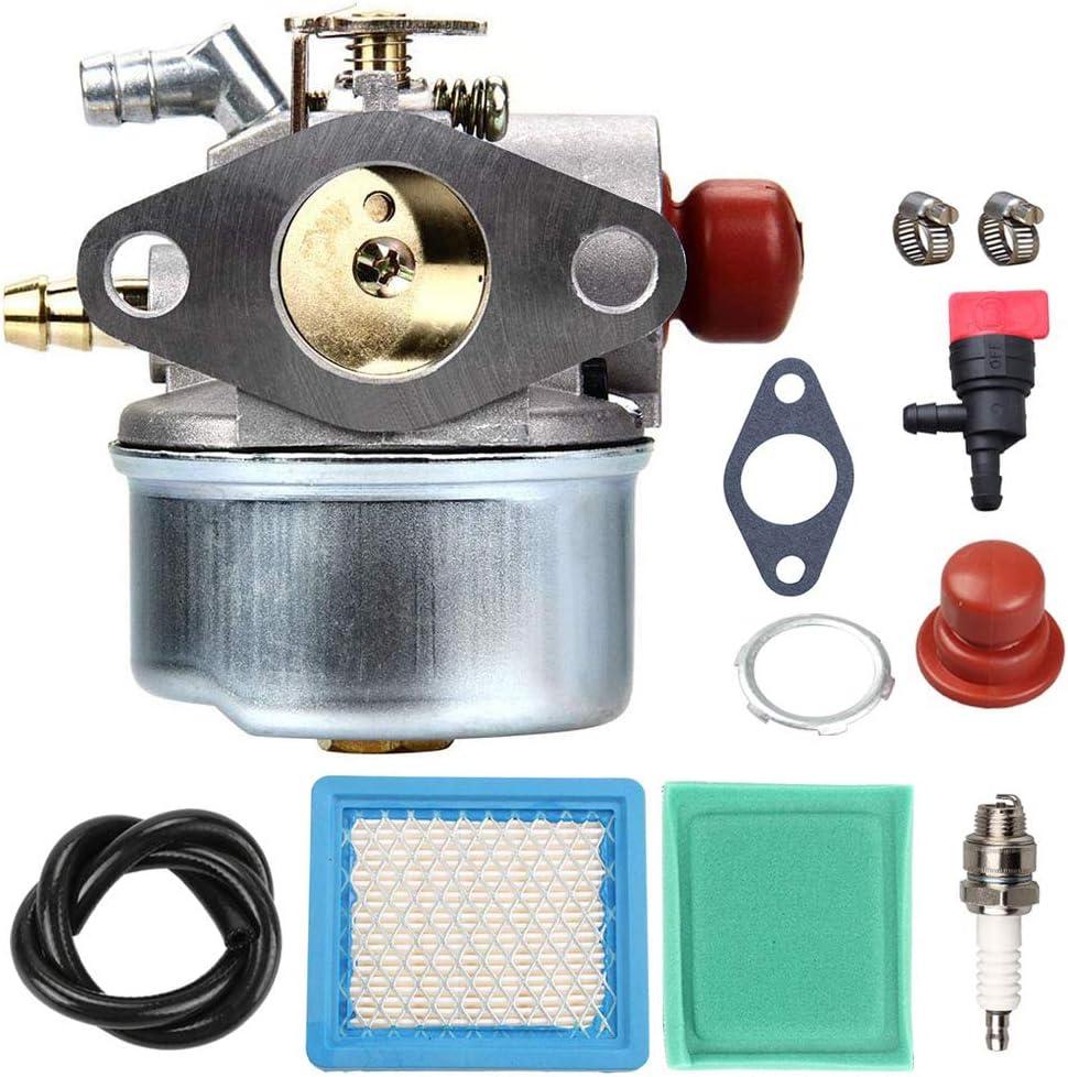 LIYYOO Popular product 640025A Carburetor + Air Filter Kit Tune Tecumseh for Up Max 45% OFF