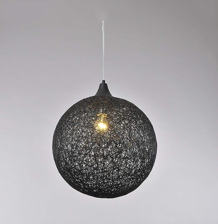 WWLONG LED deckenleuchte kann gedreht Werden Moderne lndliche Wind Ball Bambus kronleuchter Schlafzimmer Wohnzimmer esszimmer kronleuchter Klassische Mode kreative kronleuchter [energieebene A +]