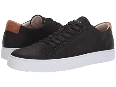 Blackstone Low Sneaker Perf PM63 (Black) Men
