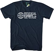 James Bond for Your Eye Only Inspired Universal EXPORTS, Men's T-Shirt