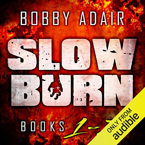 Slow Burn: Box Set 1-3 cover art