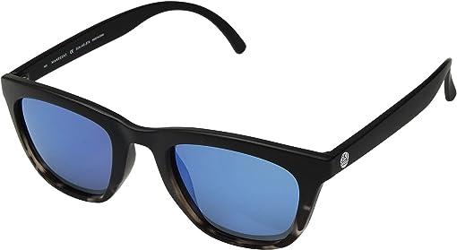 Black/Tortoise/Aqua