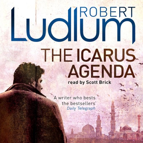 The Icarus Agenda                   By:                                                                                                                                 Robert Ludlum                               Narrated by:                                                                                                                                 Scott Brick                      Length: 29 hrs and 44 mins     49 ratings     Overall 3.9