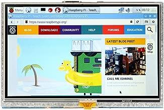 SainSmart 5 inch LCD for Raspberry Pi 3 2 1 Model B+ A+ B 800x480 Touch LCD Screen HDMI Display Module Mini PC