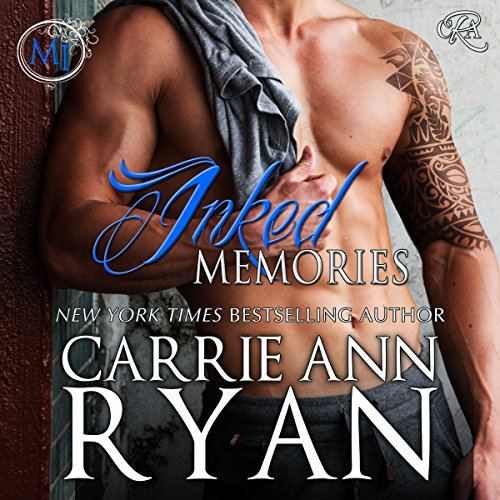 Inked Memories audiobook cover art