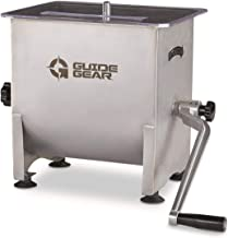 Guide Gear Stainless Steel Meat Mixer, 4.2 Gallon Capacity