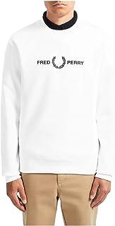 Crew Graphic Laurel Printed Sweatshirt- Regular Fit