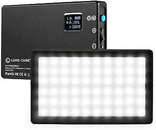 Lume Cube パネル ミニ - 双色連続ビデオライト オン/オフカメラビデオ用
