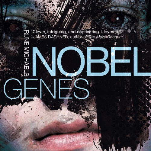Nobel Genes audiobook cover art