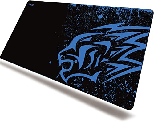 Gaming Mouse Pads EXCO 700 * 300mm Large Office Working Anime Mouse Mats with Non-Slip Rubber Base, Personalized Desi...