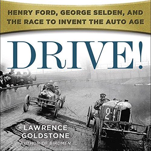 Drive! cover art