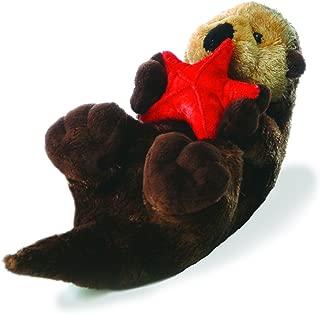 Aurora World Flopsie Plush Cali Otter, 12