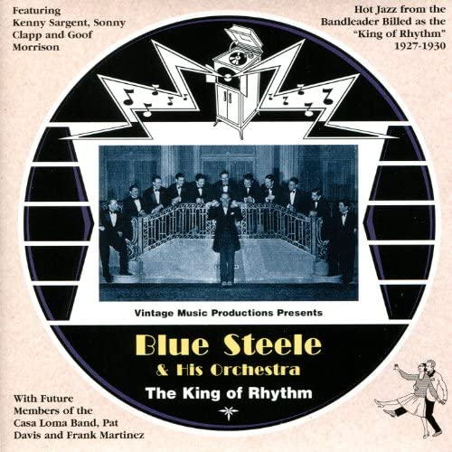 Blue Steele And His Orchestra