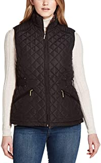 WV Weatherproof Ladies' Ultra Soft Cozy Lining Quilted Vest