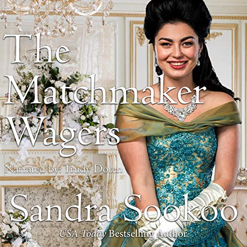 The Matchmaker Wager cover art