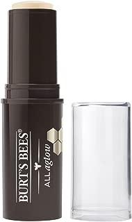Burt's Bees 100% Natural Origin All Aglow Highlighter Stick, Opal Mist - 0.3 Ounce