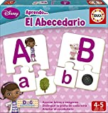 Educa - Juegos educativos Doctora Juguetes aprendo el abecedario (16084)