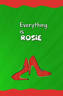 Everything is Rosie: Blank Journal and Musical Theater Quote