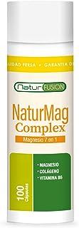 Magnesio Puro + Colágeno + Vitamina B6 | Elimina los Dolores Musculares y La Fatiga | 5 Sales