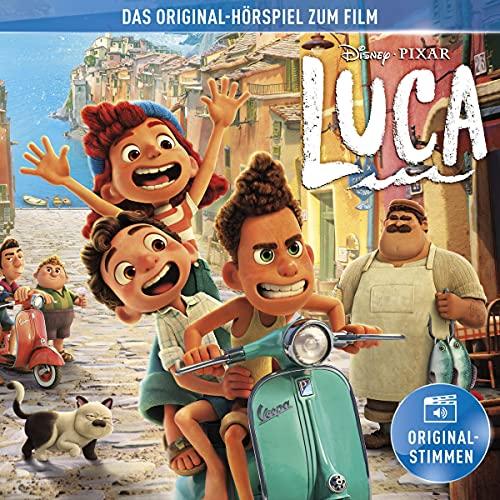 Luca. Das Original-Hörspiel zum Film Titelbild