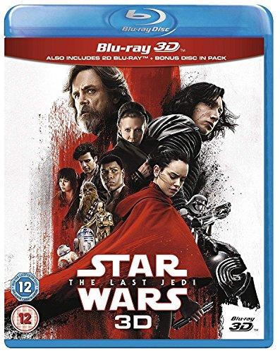 Star Wars: Les derniers jedi (The Last Jedi) [Blu-ray]