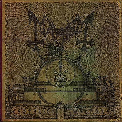 Mayhem: Esoteric Warfare (Audio CD (Re-Issue))