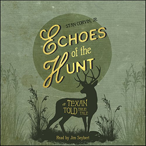 Echoes of the Hunt audiobook cover art