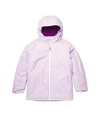 Columbia Kids Alpine Action II Jacket (Little Kids/Big Kids) (Pale Lilac Heather/Pale Lilac/White) Girl