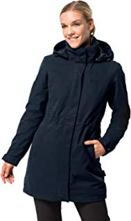 Women's Ottawa 3-in-1 Waterproof Insulated Long Parka Jacket