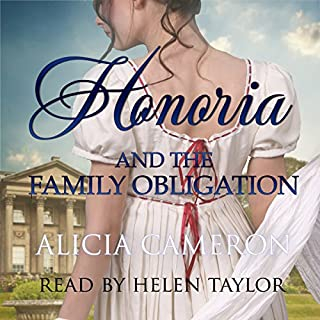 Honoria and the Family Obligation cover art