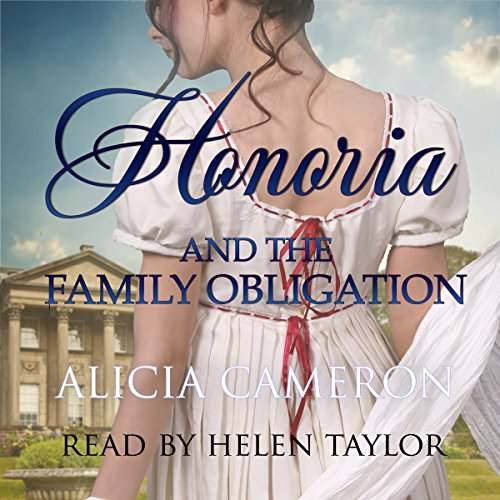 Honoria and the Family Obligation audiobook cover art