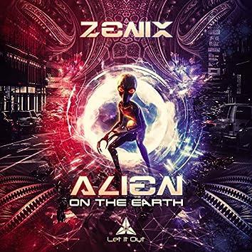 Alien On The Earth
