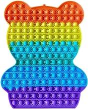 Dan&Dre Superdimensionada Impulso Bolha Fidget Brinquedo Sensorial Autismo Necessidades Especiais Ferramentas Espremendo S...