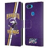 Head Case Designs sous Licence Officielle NFL Bandes De Football 100e Minnesota Vikings Logo Art...