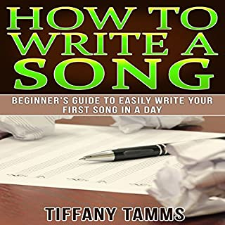 How to Write a Song cover art