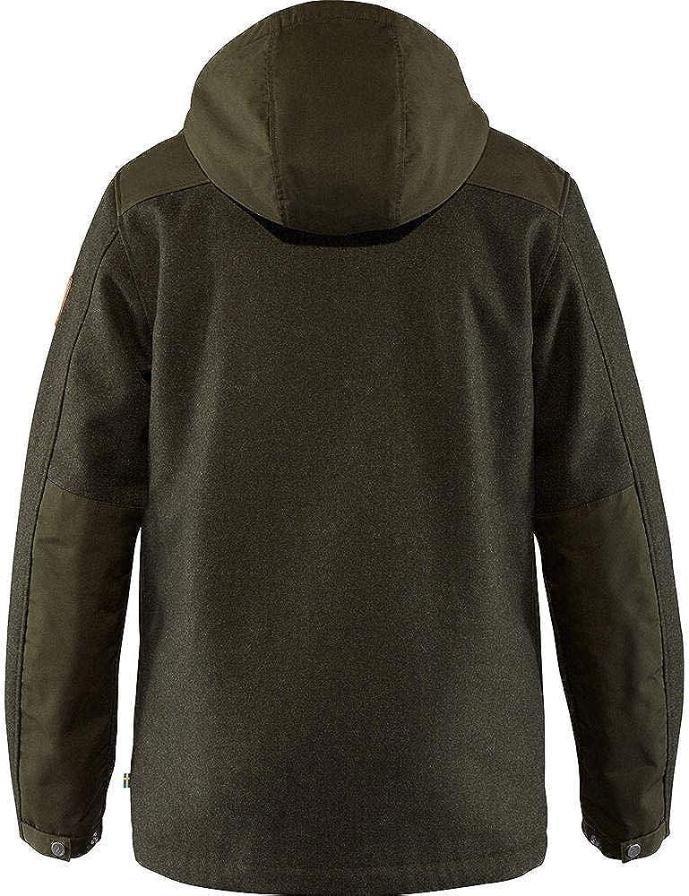 Fjallraven Mens Greenland Re-wool Jacket M Sport Jacket
