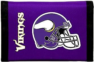 Rico Industries NFL unisex Nylon Trifold Wallet