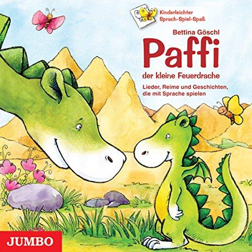 Paffi, der kleine Feuerdrache. Lieder, Reime und Geschichten, die mit Sprache spielen Titelbild