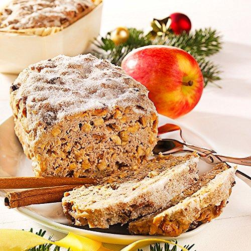 Apfel-Zimt-Brot