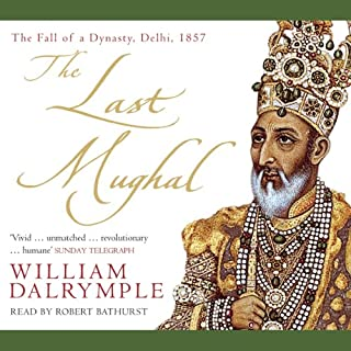 The Last Mughal cover art